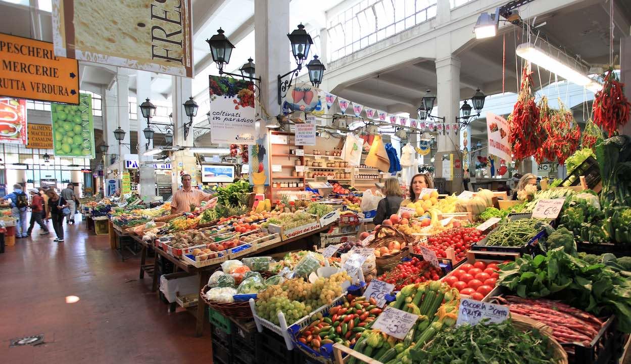 Apre il mercato centrale alla stazione termini di roma for Affitto ufficio roma stazione termini